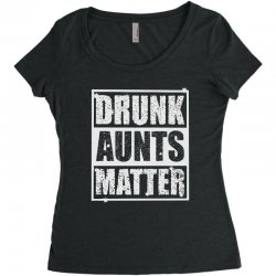 drunk green Women's Triblend Scoop T-shirt | Artistshot
