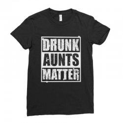 drunk green Ladies Fitted T-Shirt | Artistshot