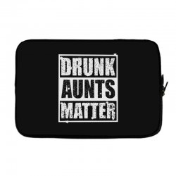 drunk green Laptop sleeve | Artistshot