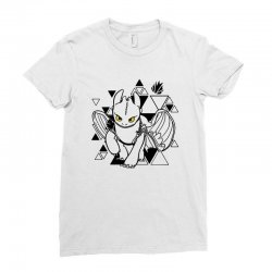 cute dragon Ladies Fitted T-Shirt | Artistshot
