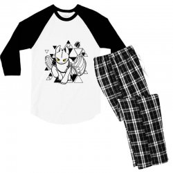 cute dragon Men's 3/4 Sleeve Pajama Set | Artistshot