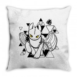 cute dragon Throw Pillow | Artistshot