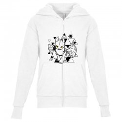 cute dragon Youth Zipper Hoodie | Artistshot