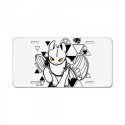 cute dragon License Plate | Artistshot