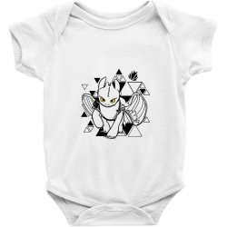 cute dragon Baby Bodysuit | Artistshot