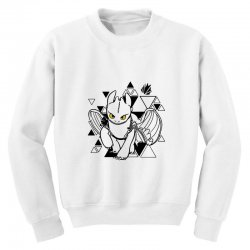 cute dragon Youth Sweatshirt | Artistshot
