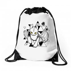 cute dragon Drawstring Bags | Artistshot