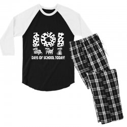 cute dog Men's 3/4 Sleeve Pajama Set | Artistshot