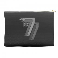 77 galaxy was changed Accessory Pouches | Artistshot
