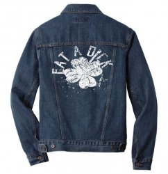 cute clover Men Denim Jacket | Artistshot