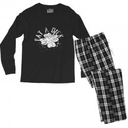 cute clover Men's Long Sleeve Pajama Set | Artistshot