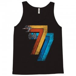 1977 galaxy was changed Tank Top | Artistshot