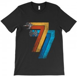 1977 galaxy was changed T-Shirt | Artistshot