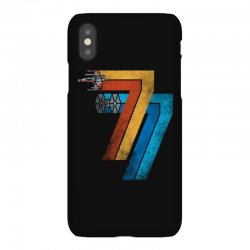 1977 galaxy was changed iPhoneX Case | Artistshot