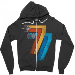 1977 galaxy was changed Zipper Hoodie | Artistshot