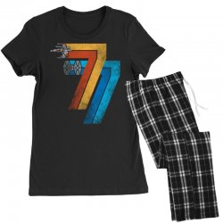 1977 galaxy was changed Women's Pajamas Set | Artistshot