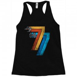 1977 galaxy was changed Racerback Tank | Artistshot
