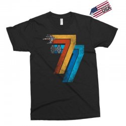 1977 galaxy was changed Exclusive T-shirt | Artistshot