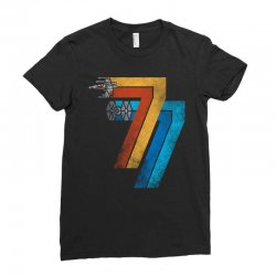 1977 galaxy was changed Ladies Fitted T-Shirt | Artistshot