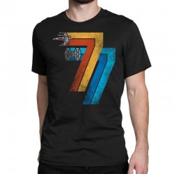 1977 galaxy was changed Classic T-shirt | Artistshot