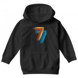 1977 galaxy was changed Youth Hoodie | Artistshot