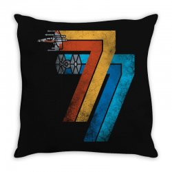 1977 galaxy was changed Throw Pillow | Artistshot