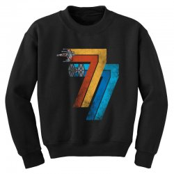1977 galaxy was changed Youth Sweatshirt | Artistshot