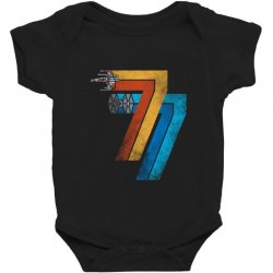 1977 galaxy was changed Baby Bodysuit | Artistshot