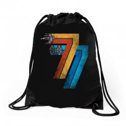 1977 galaxy was changed Drawstring Bags | Artistshot