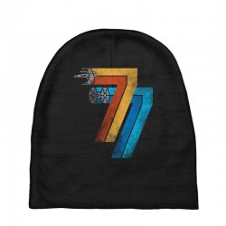 1977 galaxy was changed Baby Beanies | Artistshot