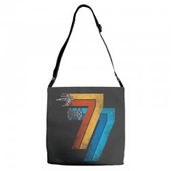 1977 galaxy was changed Adjustable Strap Totes | Artistshot