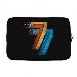 1977 galaxy was changed Laptop sleeve | Artistshot