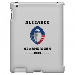 2019 alliance of american iPad 3 and 4 Case | Artistshot