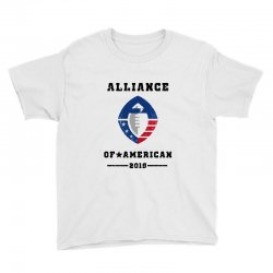 2019 alliance of american Youth Tee | Artistshot