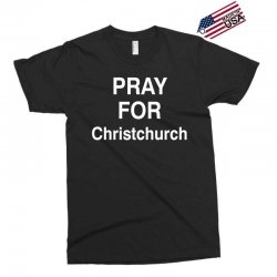 pray for christchurch Exclusive T-shirt | Artistshot