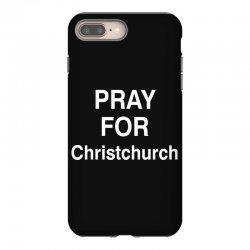 pray for christchurch iPhone 8 Plus Case | Artistshot