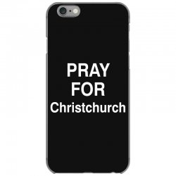 pray for christchurch iPhone 6/6s Case | Artistshot