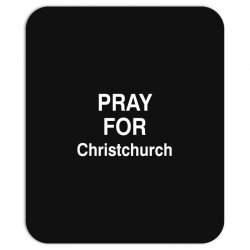 pray for christchurch Mousepad | Artistshot