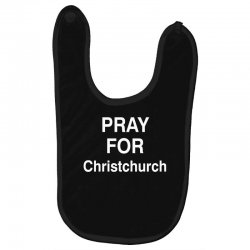 pray for christchurch Baby Bibs | Artistshot
