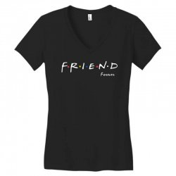 a friend forever Women's V-Neck T-Shirt | Artistshot