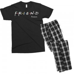 a friend forever Men's T-shirt Pajama Set | Artistshot