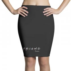 a friend forever Pencil Skirts | Artistshot