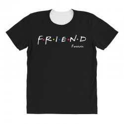 a friend forever All Over Women's T-shirt | Artistshot