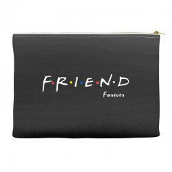a friend forever Accessory Pouches | Artistshot
