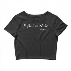 a friend forever Crop Top | Artistshot