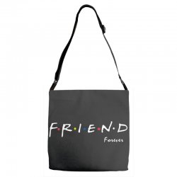 a friend forever Adjustable Strap Totes | Artistshot