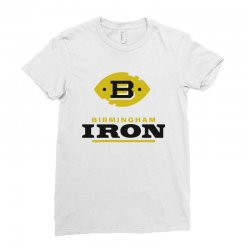 cool iron Ladies Fitted T-Shirt | Artistshot