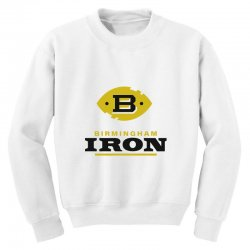 cool iron Youth Sweatshirt | Artistshot