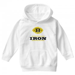 cool iron Youth Hoodie | Artistshot