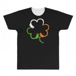 clover All Over Men's T-shirt | Artistshot